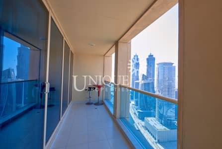 فلیٹ 2 غرفة نوم للبيع في الخليج التجاري، دبي - High Floor | Well Maintained | Canal View