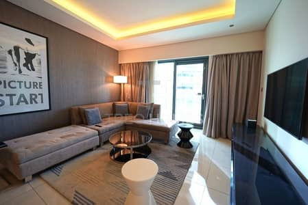 1 Bedroom Flat for Sale in Business Bay, Dubai - Exclusive | High floor | Largest layout