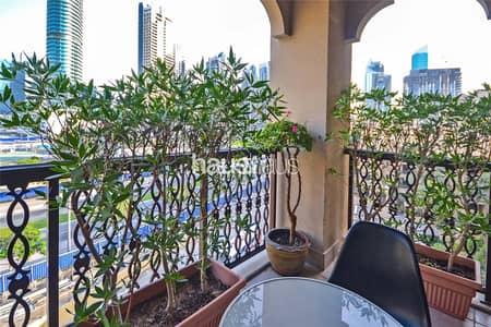 فلیٹ 1 غرفة نوم للبيع في المدينة القديمة، دبي - Investment | Tenanted Jan 2022 | Fully Furnished