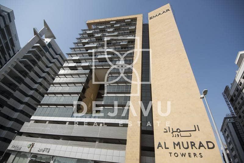 12 BEST DEAL! 1 BR in AL BARSHA - AL MURAD TOWERS BY EMAAR