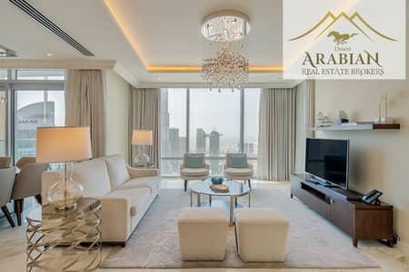 2 Bedroom Apartment for Sale in Downtown Dubai, Dubai - 01 Series | High Floor |  Fountain View