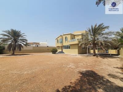 فیلا 4 غرف نوم للايجار في الطوار، دبي - Stand Alone 4 Master BR villa for rent in Al Twar