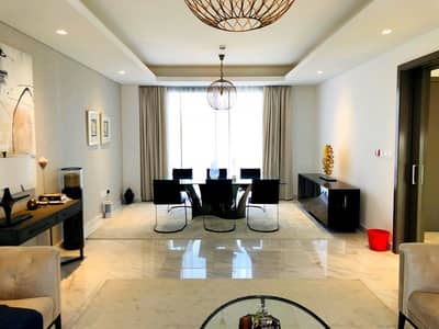 4 Bedroom Villa for Rent in Yas Island, Abu Dhabi - Full Golf Course View Villa in Excellent Location