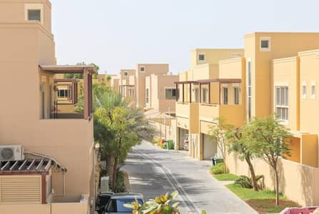 4 Bedroom Townhouse for Sale in Al Raha Gardens, Abu Dhabi - Amazing 4 Bedroom Town House with Type S Layout