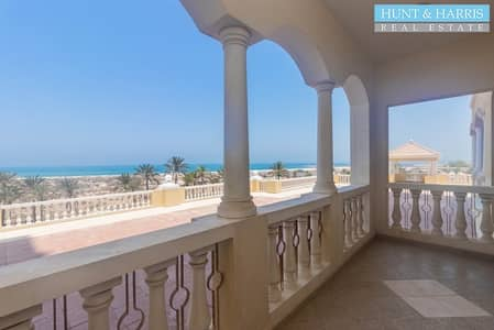 1 Bedroom Flat for Rent in Al Hamra Village, Ras Al Khaimah - Well Maintained - Low Floor - Great views of the Sea