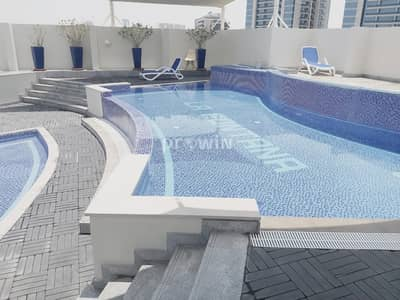 2 Bedroom Flat for Rent in Arjan, Dubai - Close Kitchen Apartment with Balkony