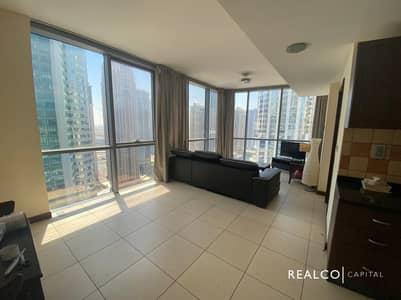 فلیٹ 1 غرفة نوم للبيع في أبراج بحيرات الجميرا، دبي - 1 Bedroom    Panoramic Lake View   Next to Metro