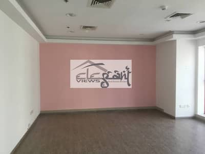 Fitted office in Al Barsha 1 with parking for rent