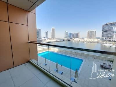 شقة 2 غرفة نوم للايجار في الخليج التجاري، دبي - 2 BR + Store Room  Spacious Balcony
