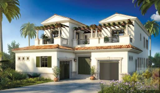 Ready To Move in - Ultra Luxury Spacious Spanish Style Villa