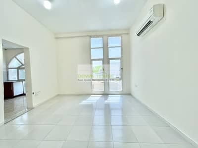 Studio for Rent in Khalifa City A, Abu Dhabi - H:  studio flat with huge separate kitchen for rent in Khalifa city A