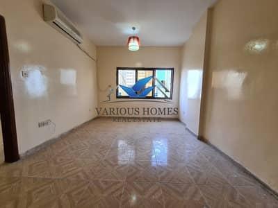 شقة 1 غرفة نوم للايجار في الوحدة، أبوظبي - Good Offer 1BHK Apt 30K 4 Payment Split Ac 15 Street Muroor Road