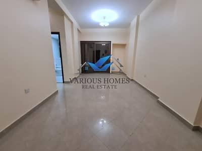 فلیٹ 1 غرفة نوم للايجار في الوحدة، أبوظبي - Exellant 1BHK Apt 32K 3 Payment Split Ac Delma Street Muroor Road