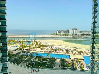 شقة 3 غرف نوم للايجار في جميرا بيتش ريزيدنس، دبي - Breathtaking Sea view | Fully Furnished | Vacant