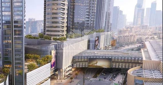 فلیٹ 3 غرف نوم للبيع في وسط مدينة دبي، دبي - 3 Bedrooms | Skyline View | Vida Dubai Mall