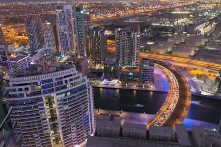 فلیٹ 2 غرفة نوم للبيع في جميرا بيتش ريزيدنس، دبي - Stunning Sea View | High Floor | Large Layout