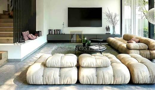 3 Bedroom Villa for Sale in Aljada, Sharjah - Ready in August 3br+maids for sale, 2608sqft, price 1.7million in sarab al jada sharjah