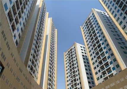 شقة 1 غرفة نوم للايجار في عجمان وسط المدينة، عجمان - شقة في أبراج لؤلؤة عجمان عجمان وسط المدينة 1 غرف 17500 درهم - 5188732