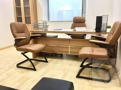 Furnished & Serviced Offices - near Al fahdi metro station