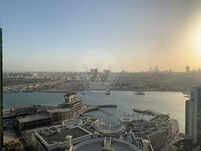 2 Bedroom Flat for Sale in Al Reem Island, Abu Dhabi - 2 Beds + Balcony   Sea View   Well Maintained