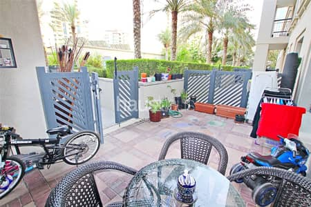 2 Bedroom Apartment for Rent in The Views, Dubai - Spacious | Terrace Area | Large Layout|
