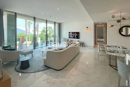 فلیٹ 2 غرفة نوم للبيع في نخلة جميرا، دبي - The Words 'Iconic' And 'Worlds Best' Come To Mind
