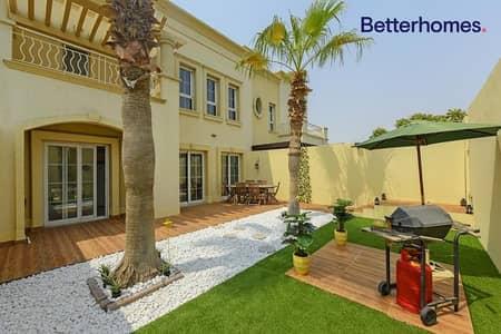 فیلا 3 غرف نوم للايجار في الينابيع، دبي - Ready to move in   type 3M   Springs 3