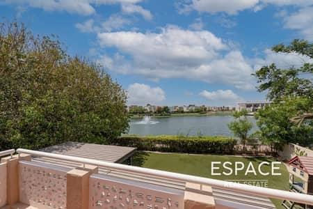 فیلا 5 غرف نوم للبيع في السهول، دبي - Exclusive 5BR with Stunning Lake view and Large Plot