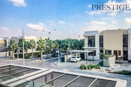 فیلا 3 غرف نوم للايجار في داماك هيلز (أكويا من داماك)، دبي - Immaculate 3+Maid Villa   Community View