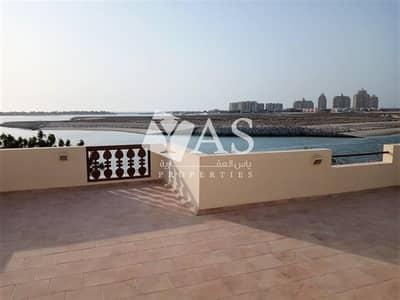 فیلا 4 غرف نوم للبيع في قرية الحمراء، رأس الخيمة - Seafront | 4 Br+Maid +Guest | Upgraded