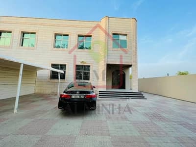 4 Bedroom Villa for Rent in Al Towayya, Al Ain - Spacious 4 Br Compound Villa With Private Back Yard & Entrance