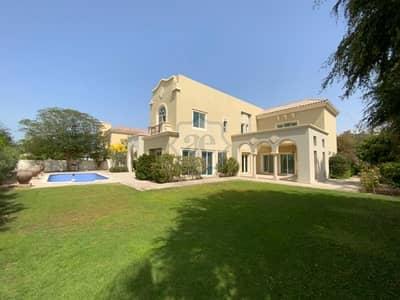 فیلا 6 غرف نوم للبيع في مدينة دبي الرياضية، دبي - Exclusive   Priced to Sell   Full Golf Course View