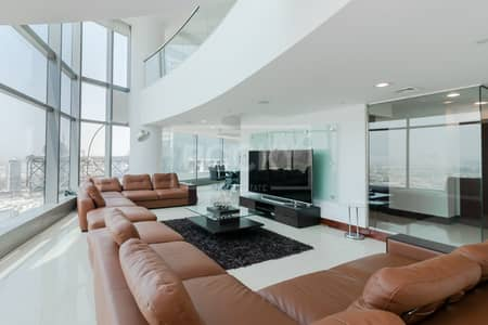 4 Bedroom Apartment for Rent in World Trade Centre, Dubai - Duplex 4 Bed | plus Maids | Furnished | World Trade Centre