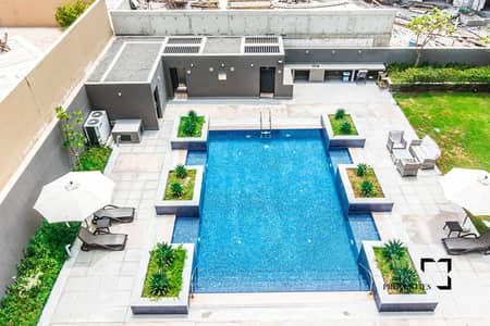 1 Bedroom Flat for Rent in Jumeirah Village Circle (JVC), Dubai - Amazing 1 BHK   Large Size   Park Corner