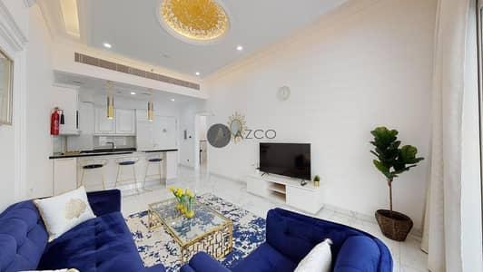 فلیٹ 1 غرفة نوم للايجار في أرجان، دبي - Furnished | Premium Finishing | Superb quality