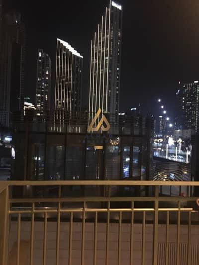 شقة 1 غرفة نوم للايجار في وسط مدينة دبي، دبي - Standpoint Tower 1