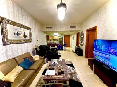 1 Bedroom Flat for Sale in Jumeirah Village Circle (JVC), Dubai - Hot Deal  Spacious Apartment   Fully Furnished
