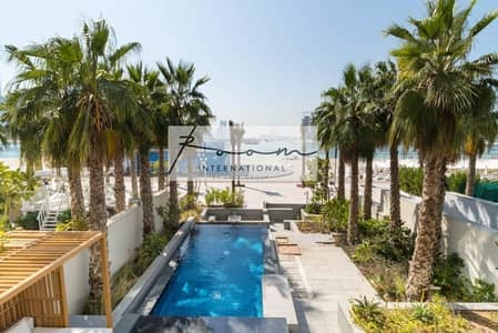 3 Bedroom Villa for Sale in Palm Jumeirah, Dubai - Luxury Villa   Quality Finishing   Private Beach