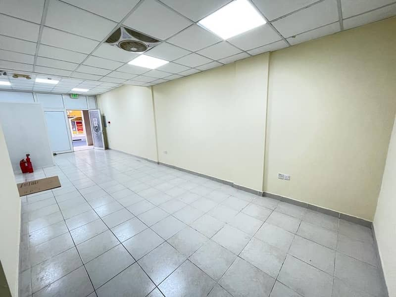 Ready Shop For Rent In France Cluster With A. C With Manager Room