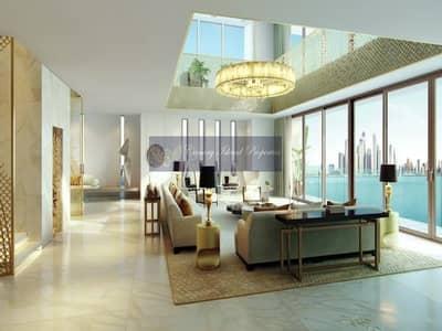 فلیٹ 2 غرفة نوم للبيع في نخلة جميرا، دبي - Luxurious Full Sea View  | No Commission