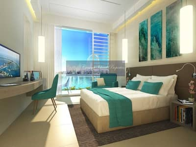 Studio for Sale in Palm Jumeirah, Dubai - Exclusive Resale Unit | Fully Furnished | Genuine Price