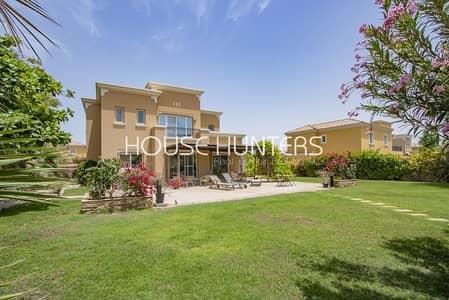فیلا 4 غرف نوم للايجار في المرابع العربية، دبي - New to the market   Beautiful garden   July