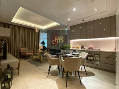 2 Bedroom Apartment for Sale in Meydan City, Dubai - Own your apartment for the lowest price with a view of The Canal and Burj Khalifa