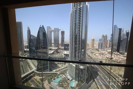 1 Bedroom Apartment for Sale in Downtown Dubai, Dubai - Full Furnished 1 Bed | 2 Balconies | Vacant