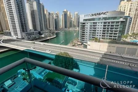 2 Bedroom Apartment for Sale in Dubai Marina, Dubai - Marina View   1350 Sq. Ft.   2 Bedrooms