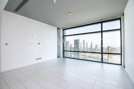 شقة 1 غرفة نوم للايجار في مركز دبي المالي العالمي، دبي - Exquisite Unit | High Floor | DIFC and Burj View