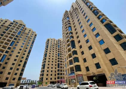 3 Bedroom Apartment for Rent in Ajman Downtown, Ajman - 3 bedrooms for rent in Al khor tower, AJMAN