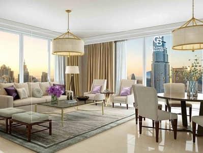 2 Bedroom Apartment for Sale in Downtown Dubai, Dubai - Fully Serviced   70% Post Handover   No Service Fee