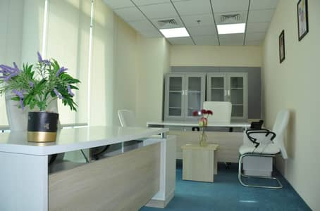 Office for Rent in Business Bay, Dubai - Monthly Rent | Fully Furnished | No Commision