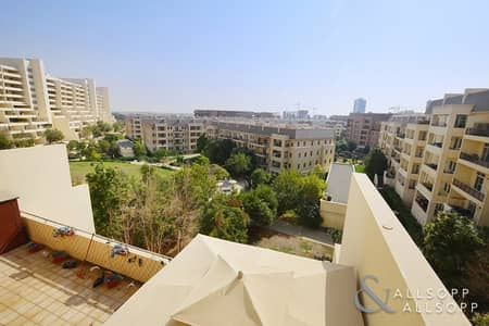 3 Bedroom Flat for Sale in Motor City, Dubai - Facing Garden | Three Bedroom | Fox Hill